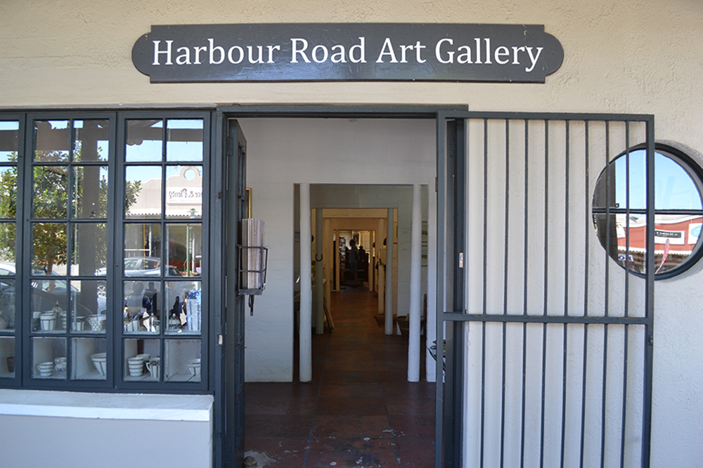 Harbour Road art Gallery